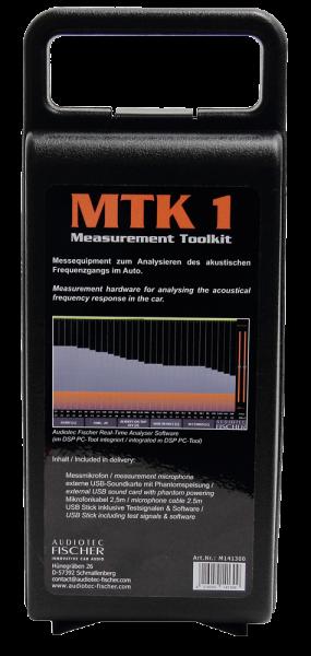 HELIX MTK1 RTA mikrofon tuning kit Tromsø Bilstereo AS